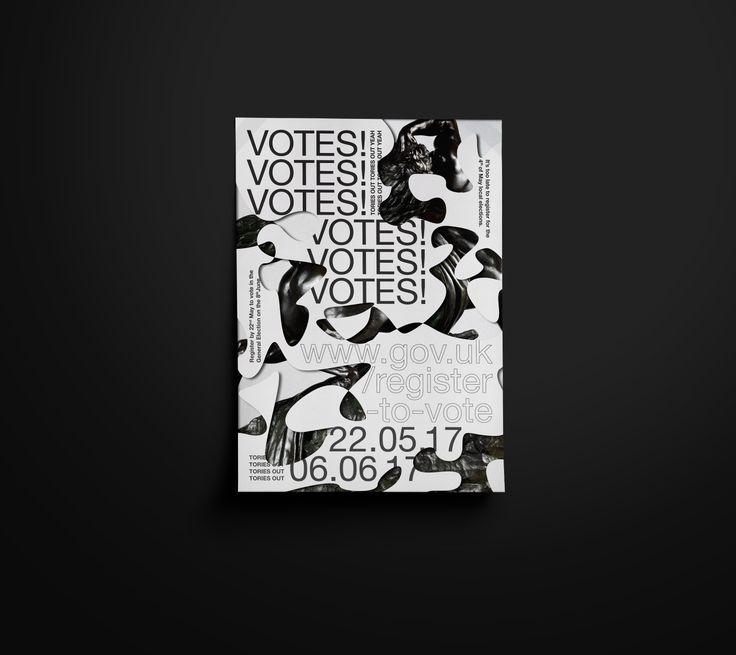 查看此 @Behance 项目: \u201cRegister to Vote - UK Election 2017\u201d https://www.behance.net/gallery/52152127/Register-to-Vote-UK-Election-2017