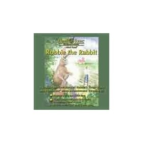 Hemi-Sync Robbie the Rabbit CD (Binaural Beat Brainwave Technology for Children)    Price: $14.95        Children will delight in the fanciful tale of Robbie the Rabbit. This comforting and soothing journey into Robbie's forest world is complete with nature sounds and the music of the night along with Hemi-Sync® to guide your child into deep and restful sleep. (Mind Food - Verbal) 60 min.   About Hemi-Sync (in brief): T...  http://www.amazon.com/dp/B002XWTRCK/?tag=pintr105-20