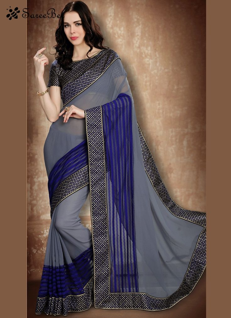 Noble Net Grey Classic Saree For More Information WhatsApp 7202080091 Or Visit www.SareeBe.com #red #designer #instagram #kurti #fashionista #makeup #delhi #outfitoftheday #women-fashion #myfirststory #model #indian #saree #ramadanmubarak #trendy #ethnic #picoftheday #menonroposo #roposolove #cool #firstpost #soroposo #summer-style #streetstyle #summer #newdp #beauty #traveldiaries #styles #youtuber #bestSeller