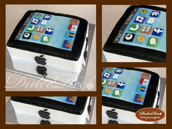 Torta Ipad