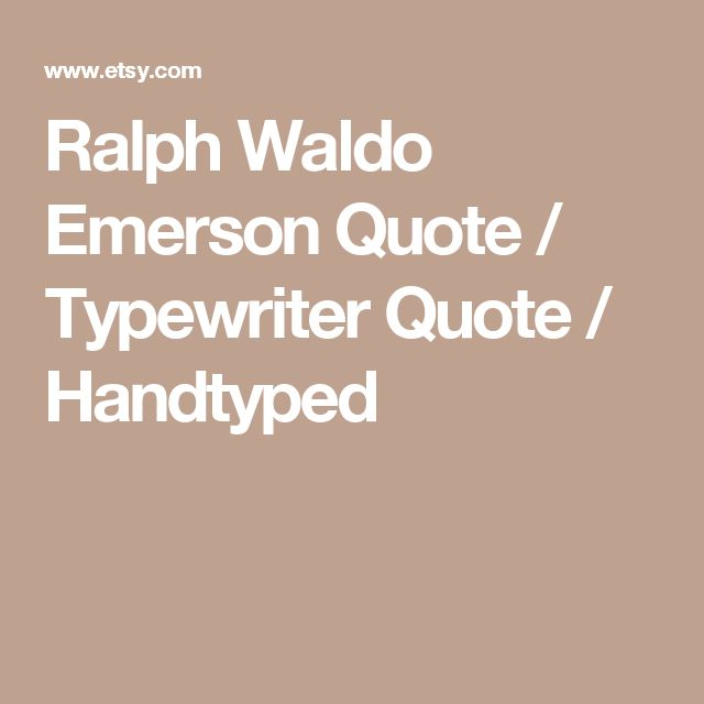 Emerson Nature Quotes: 25+ Best Emerson Quotes On Pinterest