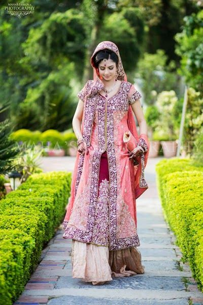 New Stylish Fashion Bridal Gorgeous Walima Dresses 2015 | Style2klik.blogspot