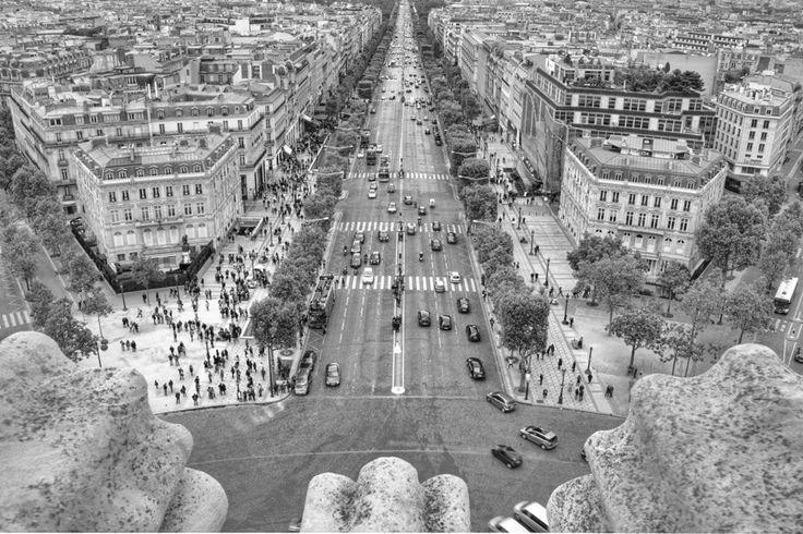 Champs de Elysee