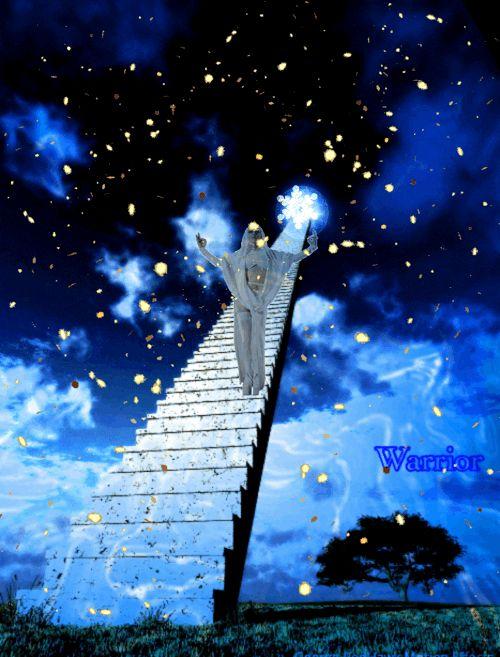 печей гифка лестница в небеса данном