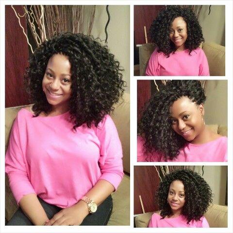 258 best crochet braids images on Pinterest | Braids, Natural hair ...