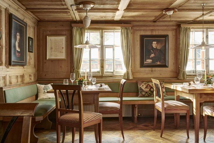 Bildergalerie Hotel Hirschen - kunst.hotel nach waelder.art