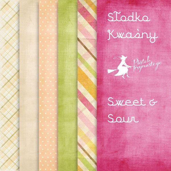 Słodko Kwaśny  /  Sweet & Sour