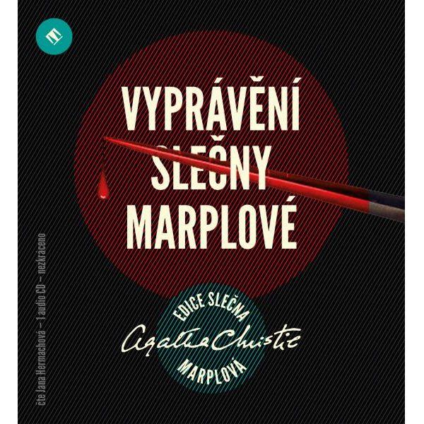 iTunes Cover Studio.cz: Agatha Christie: Vyprávění slečny Marplové: Edice ...