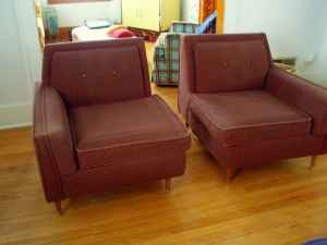 SOLD Retro Vintage Mod Chair Set   $90 (omaha) Date: 2012 02