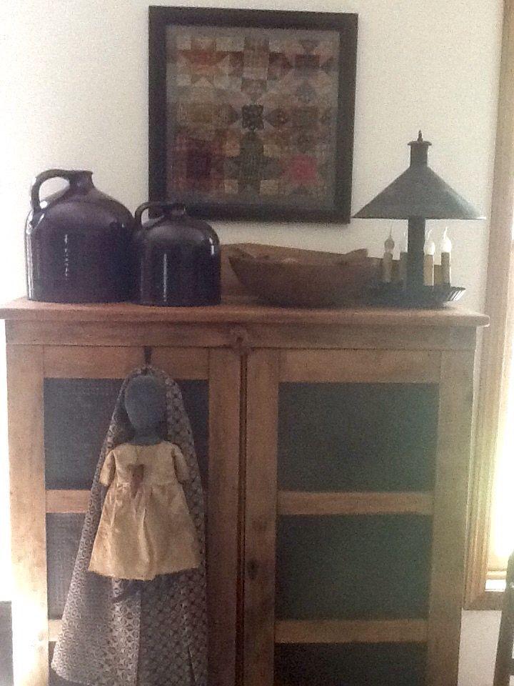 1800 walnut pie safe - 738 Best Primitive/Vintage Pie Safes Images On Pinterest Prim