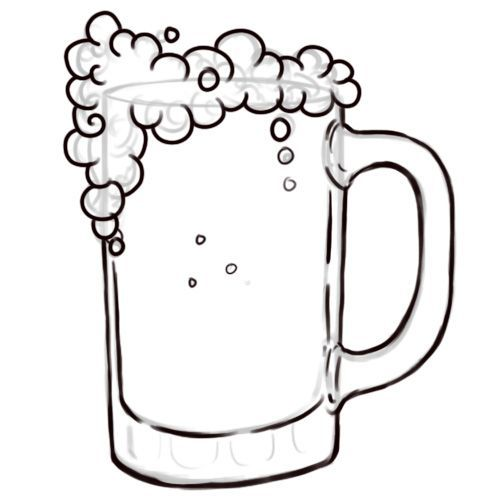 44 best beer art images on pinterest