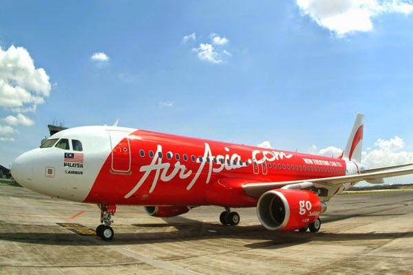 Harga Tiket Air Asia Terbaru