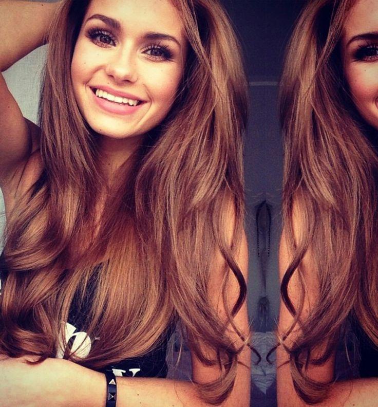 8 Best Hair N Makeup Images On Pinterest Hair Colors Hair Color
