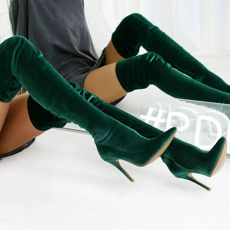 or ? https://www.myshoebazar.com/shoes/pointy-over-the-knee-boots/