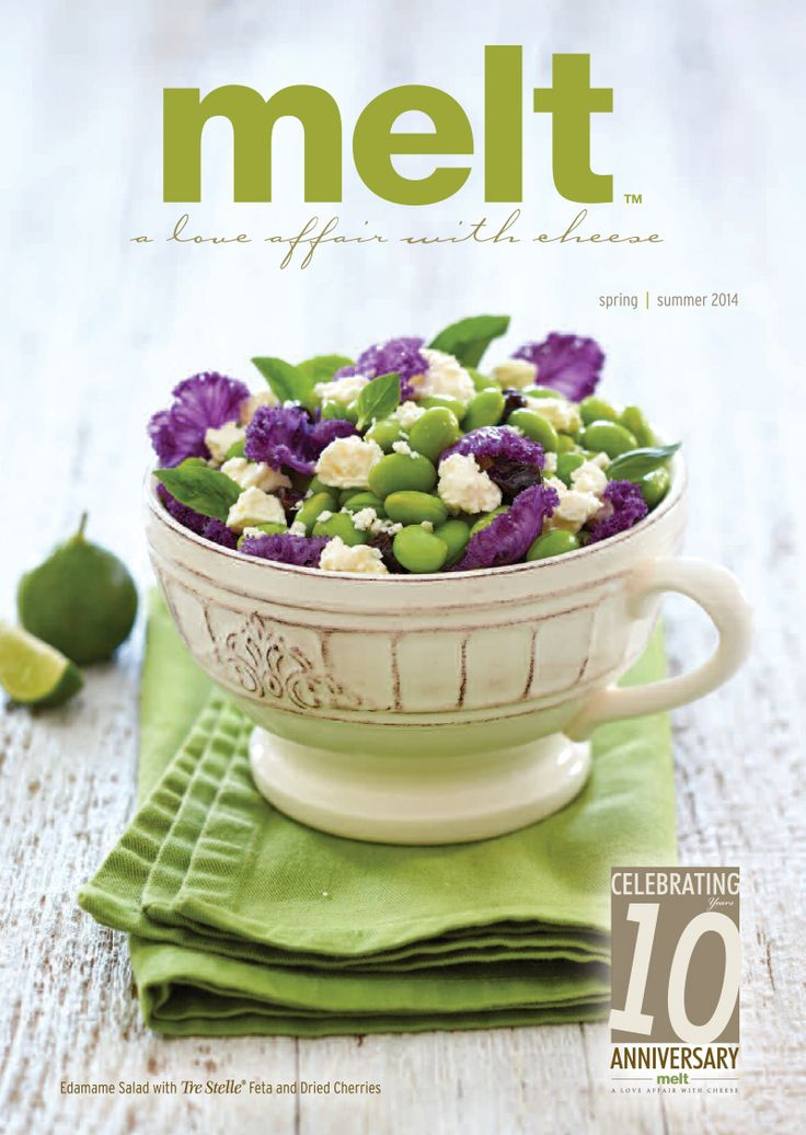 #Food #Photography of #Edamame #Salad with #Feta and Dried #Cherries for Tre Stelle Spring/Summer 2014 issue of Melt #Magazine [BP imaging - Bochsler Photo Imaging] http://www.bpimaging.com/blog/food-photography-for-melt-magazine-spring-summer-2014-issue/