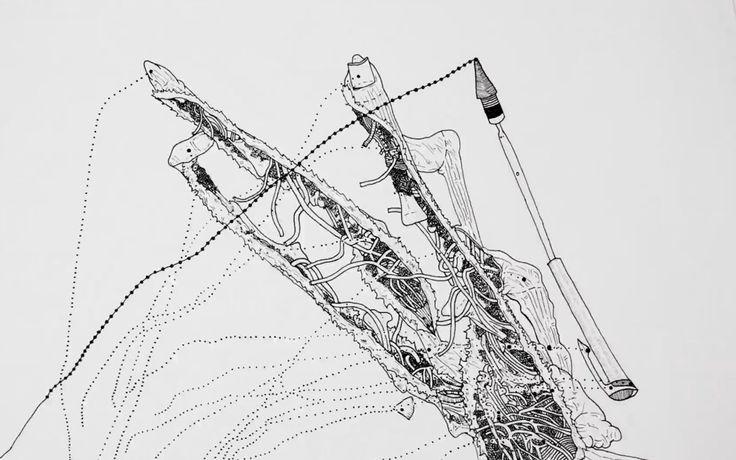 New video: Extrapolate - Handdrawn animation by Johan Rijpma http://mindsparklemag.com/video/extrapolate-handdrawn-animation/