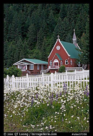At The Country Church.