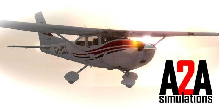 flygcforum.com ✈ A2A SIMULATIONS ✈ Cessna 182 Skylane Training Tutorials ✈