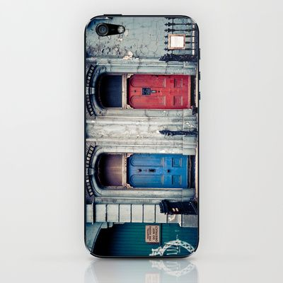 The Doors iPhone & iPod Skin by unaciertamirada - $15.00