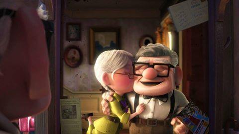 """""""Le belle persone restano sempre belle.  Anche se passano gli anni,  anche se…"""