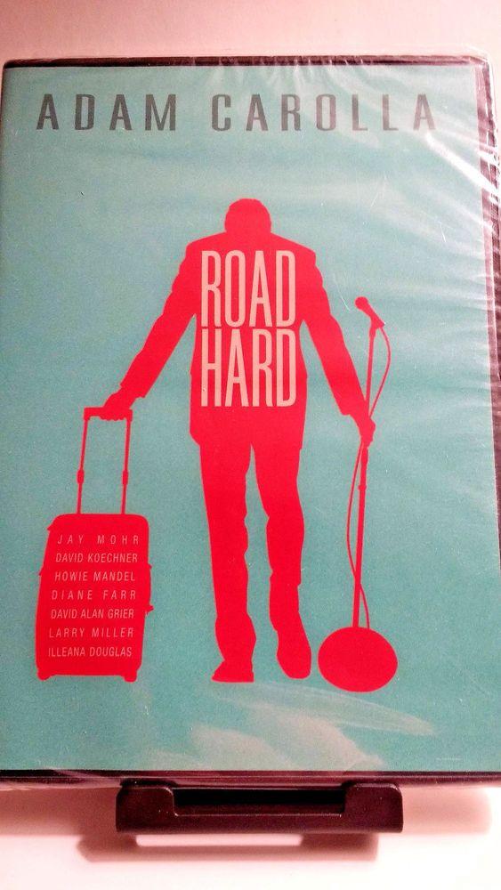 NEW - ADAM CAROLLA Road Hard 2015 Jay Mohr Larry Miller Howie Mandel Diane Farr