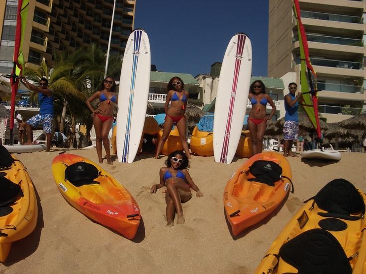 ACTIVIDADES RECREATIVAS  Actividades recreativas en nuestras albercas y deportes acuáticos