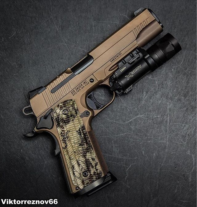 SIG Sauer 1911 45calLoading that magazine is a pain! Get your Magazine speedloader today! http://www.amazon.com/shops/raeind