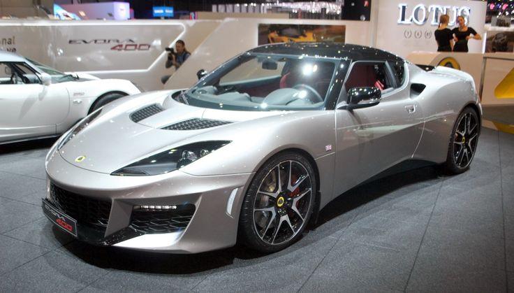 Lotus Evora 400 : la Lotus la plus puissante : Salon de Genève 2015 : les voitures de luxe et de sport à l'honneur - Linternaute