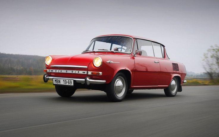 Škoda 1100 MBX: vzácná kráska dnes stojí statisíce, jedna je teď k mání - 1 -