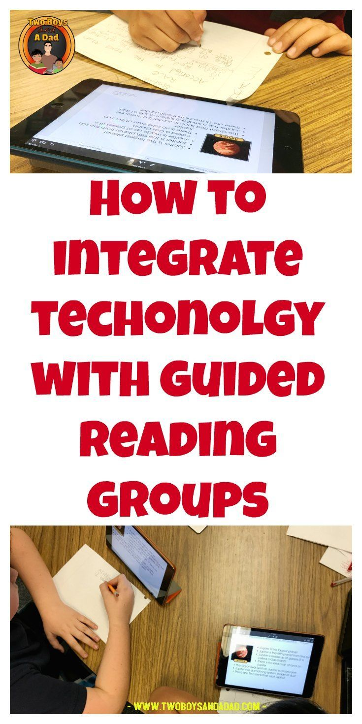 Are You Wondering How To Use Ipads During Guided Reading? In Part 2 Of This
