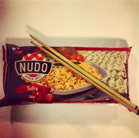 #Nudo enfes lezzetiyle Türk damak tadına uygundur.