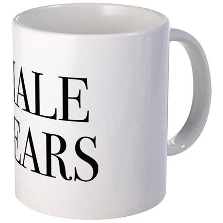 Male Tears Mugs on CafePress.com