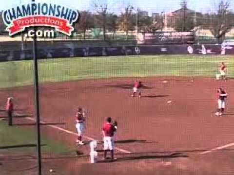 Farmington Fastpitch: Everyday Practice Drills - YouTube