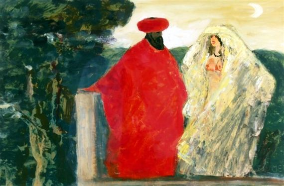 Salvatore Fiume, Couple with somola