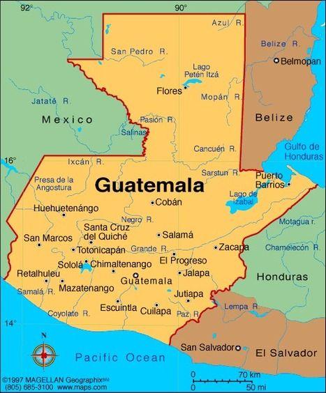 Country name and Capital | Guatemala-Bryanna Karis | Scoop.it