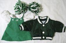 Madison High School - Mansfield Richland County Ohio - Doll Cheerleader Uniform