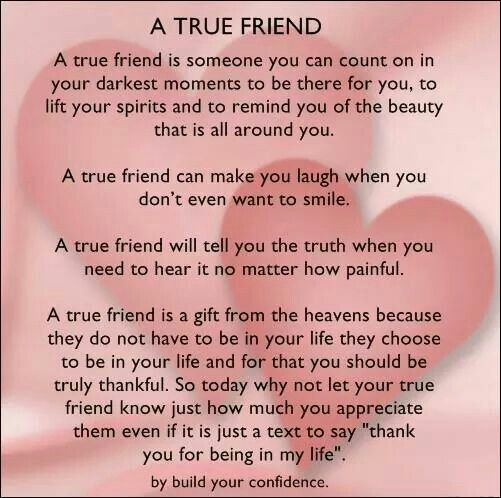 Quotes On Wah A True Friend Is: 17 Best Images About BFF/Best Friend/True Friendship