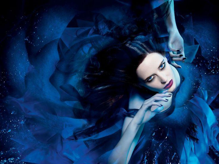 Eva Green for Dior's Midnight Poison Perfume