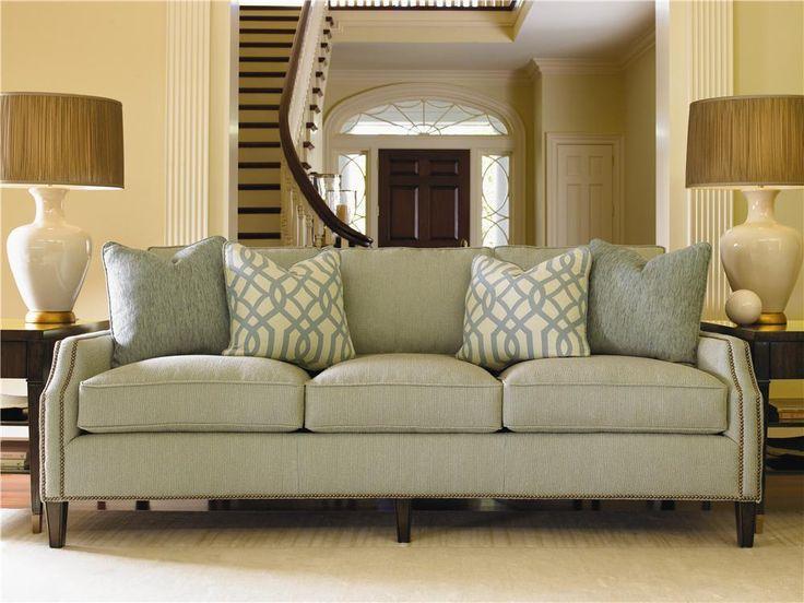Upholstery Signac Loose Back Sofa By Lexington Lexington Home Furniture Home
