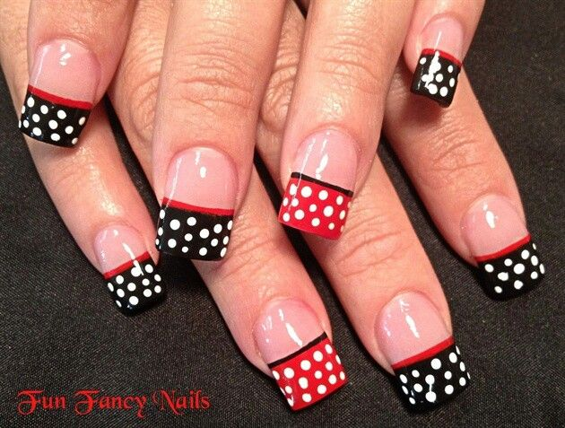 Reminds me of Minnie Mouse
