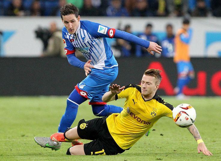 @Hoffenheim 1899 wartet seit acht Spielen auf einen Sieg gegen den BVB. Verflixte 12! Rudy beendet Dortmunds starke Serie #9ine
