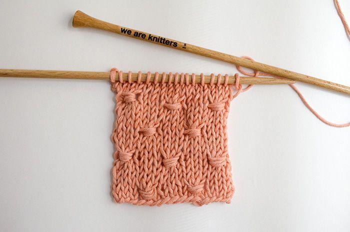 Comment tricoter l'Estonian Button