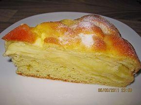 Illes 'spritziger' versunkener Apfelkuchen, ein beliebtes Rezept aus der Kategorie Kuchen. Bewertungen: 56. Durchschnitt: Ø 4,5.