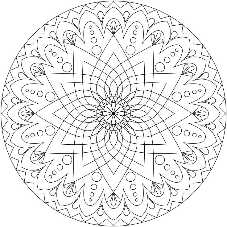 coloring pages mandala printable coloring pages flower mandala coloring pages mandalas for coloring mandala art coloring pages