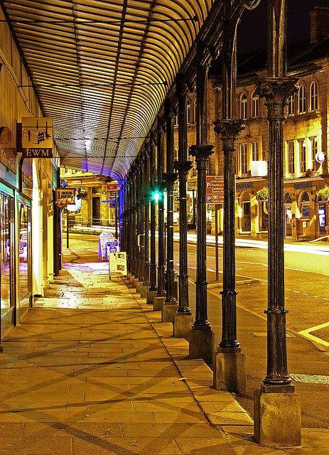 Buxton Arcade, Terrace Road