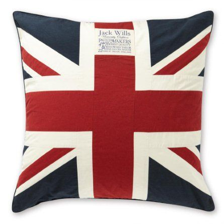 Danesbury Cushion From Jack Wills