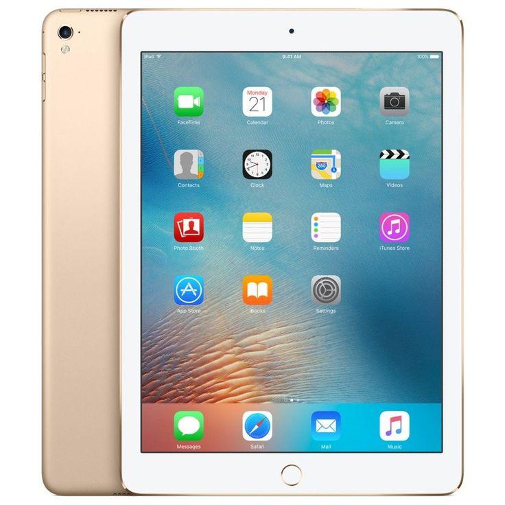 Apple iPad Pro 9.7 inch 128GB Wi-Fi - Gold