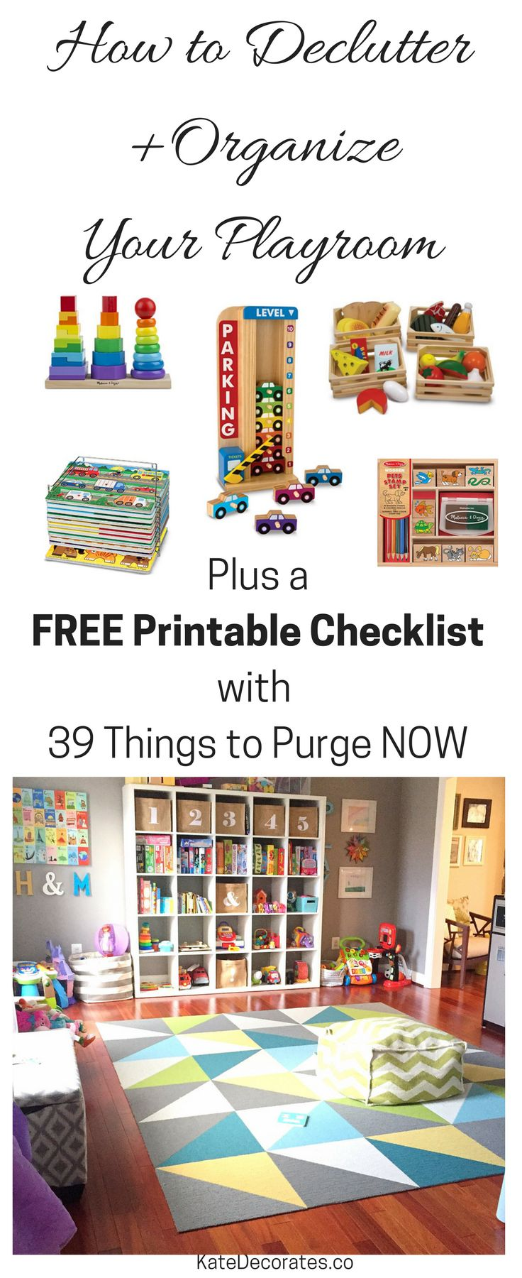 Decluttering Ideas For Kids Rooms 39 Things To Purge Now A Free Printable Checklist