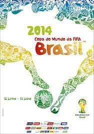Afiche Brasil 2014