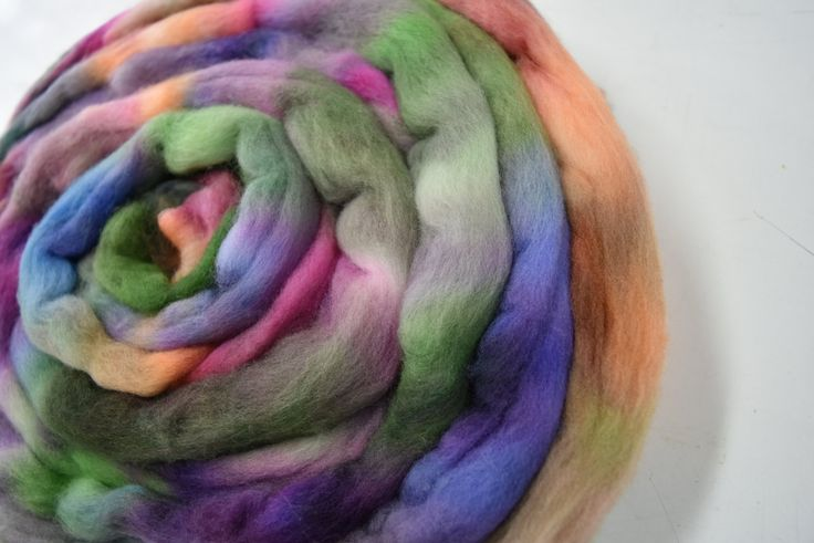 Australian Merino wool roving wool top 19.5 micron spinning fiber felting wool…